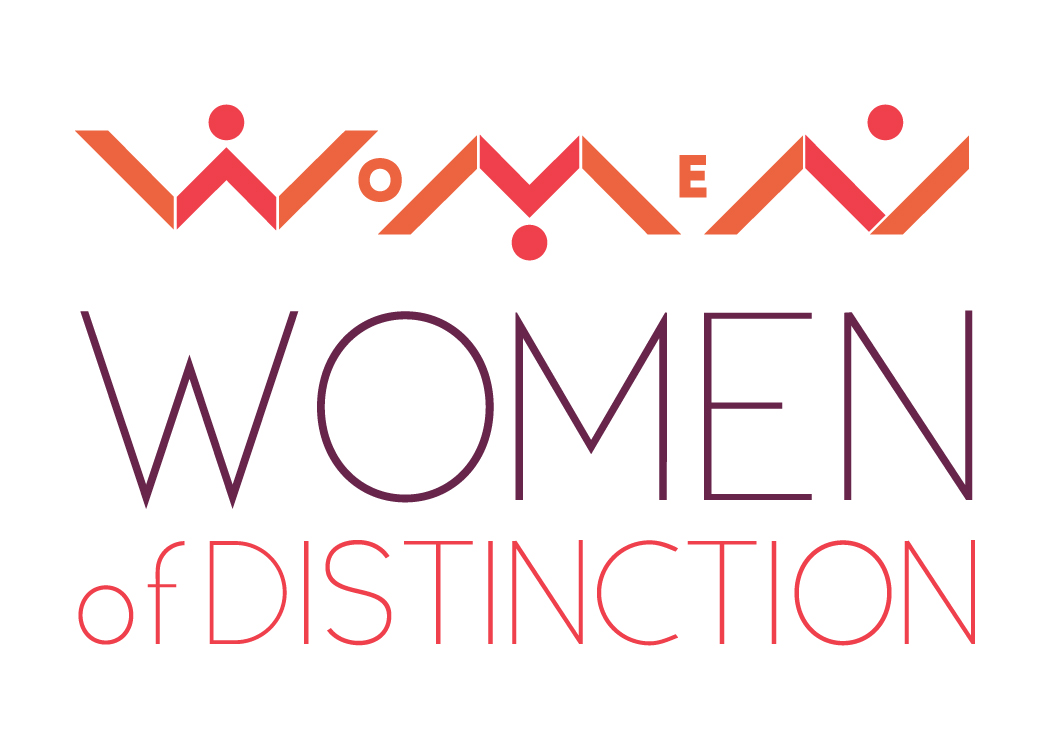 Women of Distinction logo