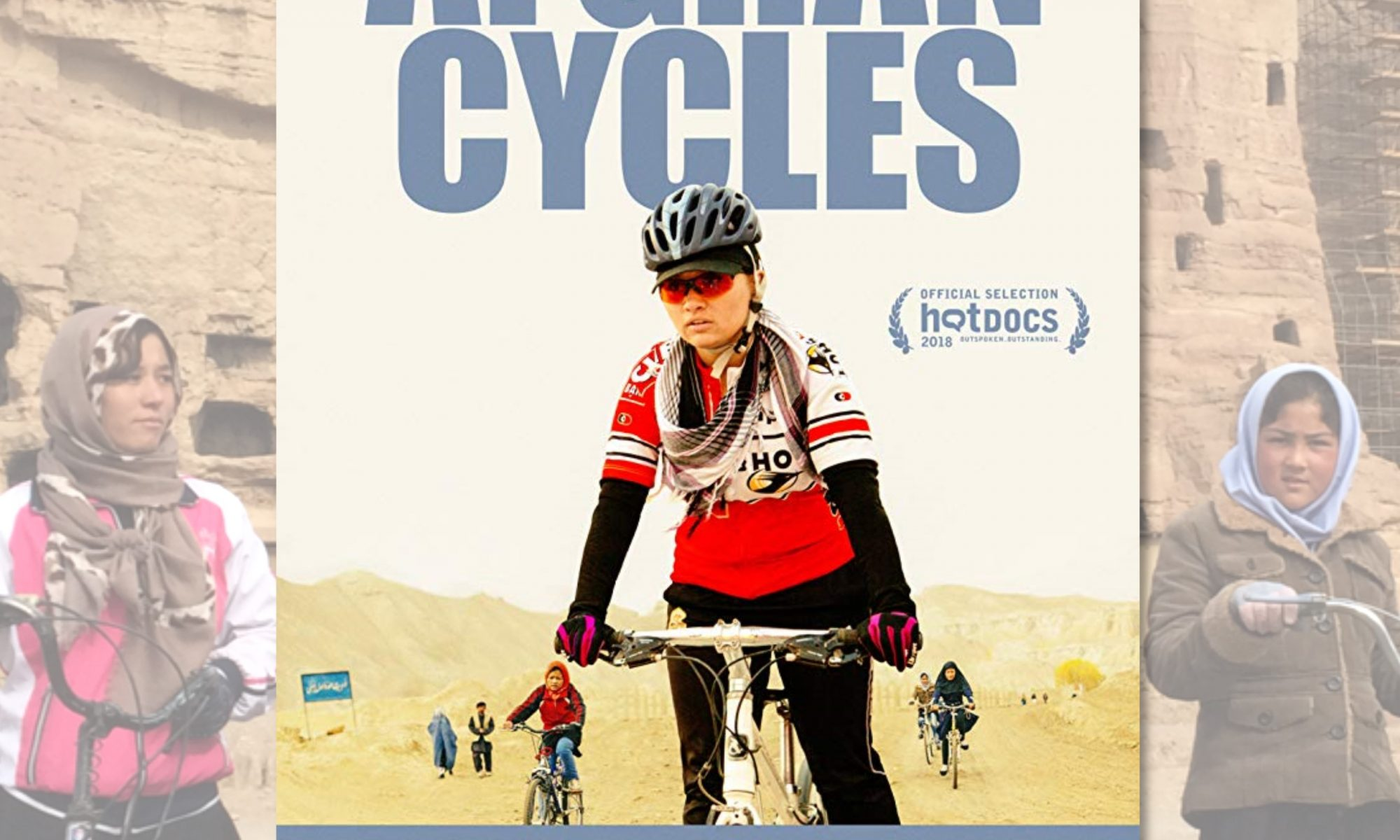 Poster for WLF Screening of Film Afghan Cycles