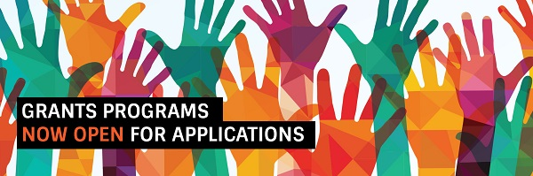 Grant Programs Open for Applications